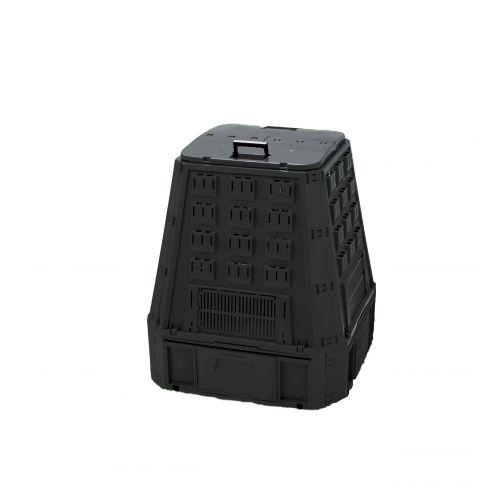 Компостер Prosperplast арт. 600С Чёрный